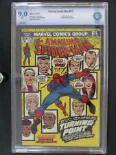 "Amazing Spider-Man #121 -NEAR MINT- CBCS 9.0 NM -Marvel 1973- ""Death"" Gwen Stacy"