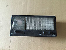 VW CORRADO G60 16V PASSAT B3 RARE BLACK COURTESY INTERIOR ROOF READING LIGHT