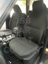 LAND ROVER RANGE ROVER SPORT CAR SEAT COVERS  ROSSINI ANTHRACITE II - TWO FRONTS