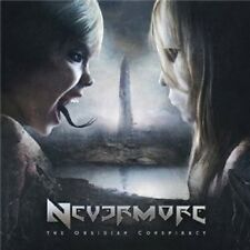 "NEVERMORE ""THE OBSIDIAN CONSPIRACY"" CD NEU"