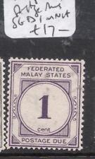 Malaya FMS SG D1 MNH (5dma)