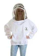 Buzz apicultores Bee jacket/tunic (Cercas Velo) - Extra Grande