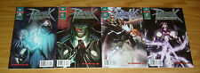 Ragnarok: Into The Abyss #1-4 VF/NM complete series - tokyopop manga set 2 3 lot