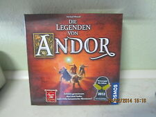 Die Legenden von Andor Spiel des Jahres 2013 von  Kosmos Spiele NEU OVP