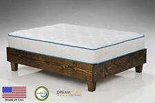 "Arctic Dreams 10"" Cooling Gel Mattress Made in the USA, Full"
