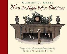 'Twas the Night Before Christmas-ExLibrary