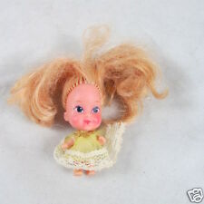 1978 Mattel Sweet Treats Cookies Chocolate Claire Doll Liddle Kiddle