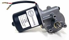 Electric Gear Motor 24v Low Speed 50 RPM Gearmotor DC