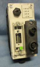 FESTO CPX-GE-EV-S INTERLOCKING MODULAR TERM. BLOCK w/ CPX-FB11 + FBA-2-M12-5pol