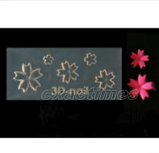 1pc 3D Acrylic Nail Art Mold Pentacle Petal Shape Nail Beauty DIY Decoration-1