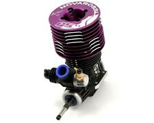 Novarossi S21P5XLT 5 Port .21 Off Road Engine (Turbo Plug) (Steel Bearing)