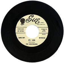 "THE NIGHTRIDERS  ""ST. LOO""    R&B CLASSIC   LISTEN!"