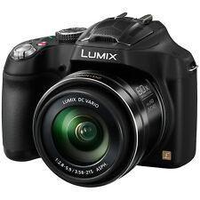 Panasonic Lumix DMC-FZ72EB-K Digital Bridge Camera in Black 16.1 megapixels