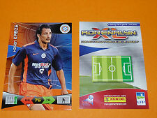 H. KABZE MONTPELLIER HERAULT MHSC FOOTBALL FOOT ADRENALYN CARD PANINI 2010-2011