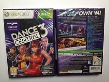 Microsoft Dance Central 3 Xbox 360 S Pal Dvd  3XK-00042