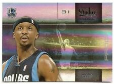 09/10 STUDIO PROOFS SILVER PARALLEL #19 Jason Terry #41/99
