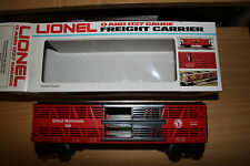 Lionel  O gauge # 9450 cattle car FAR3 Road Great Northern brand new mint