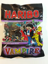 HARIBO VAMPIRE - CANDY WINE GUMS 7oz - 200g - MADE IN GERMANY - BEST PRICE