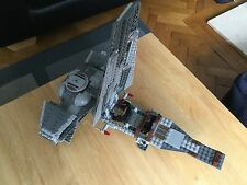 lego Star Wars 7663 Sith Infiltrator Ship No Figures, Box Or Instructions