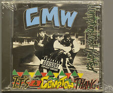 CMW COMPTON'S MOST WANTED W/ MC EIGHT It's a Compton Thang Orpheus Sealed [PA]