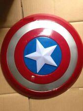 "Avengers Age of Ultron Captain America 13.8"" Shield Marvel Comics Rubies toys"