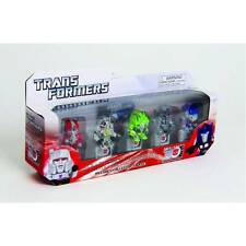 Transformers Collectible Figurines and 3D Puzzle Piece Collectors Cards 2014