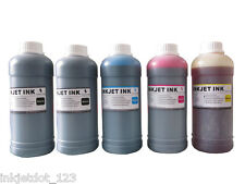 5x500ml refill ink for Canon iPF605 iPF610 iPF710 iPF750 iPF655 iPF650 1P