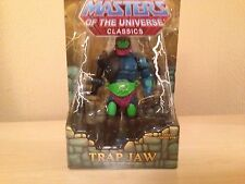 Masters Of The Universe Classics Mattel TRAP JAW .Please look at picture.