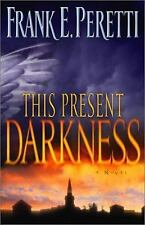 his Present Darkness by Frank E. Peretti (2003) NEW book Christian novel pb