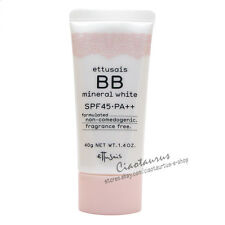 Ettusais BB Mineral White Cream SPF45 PA++ (#20 Natural Beige) 40g