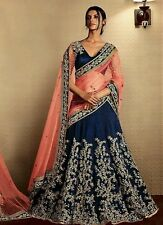 BOLLYWOOD DESIGNER NAKKASHI LENGHA HEAVY DESIGNER ACTUAL PIC LISTED INDIAN