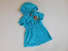 Toddler Girls Nickelodeon DORA THE EXPLORER Bathing Suit Cover Bath Robe Size 3T