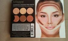 Bella pierre Cosmetics Contour & Highlight Pro Palette
