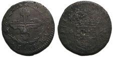 Italien Savoia Vittorio Amedeo II, 2,5 Soldi 1691