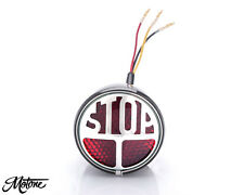 Hot rod/bobber/chopper / Cafe Racer Cola Led Stop light/chop/universal / xs650/cb750
