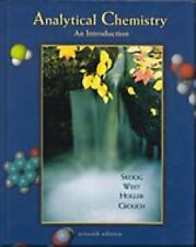 Analytical Chemistry : An Introduction by F. James Holler, Stanley R. Crouch,...