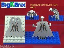 General Grievous Custom GREY CAPE for Lego General Grievous Minifigure Minifigs