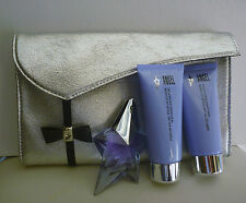 THIERRY MUGLER Angel EDP Fragrance, Body Lotion Shower Gel Couture Gift Set BNIB