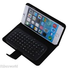 2 in 1 Wireless Bluetooth V3.0 Keyboard Flip Case Cover for iPhone 6 Plus 5.5''