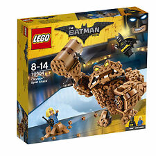 LEGO Batman Movie Clayface Splat Attack 2017