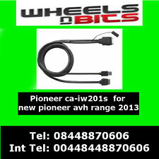 CA-IW.201S iPod iPhone 4/4S USB perfectionné APP FIL POUR PIONEER AVH-X2500BT