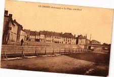 CPA  Le Chesne (Ardennes) - La Place coté Nord   (224502)