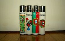 ACCENDINI CLIPPER PORTUGAL PORTOGALLO - CLIPPER LIGHTERS - MECHEROS - BRIQUET