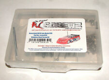 ASSOCIATED RC18 LATE MODEL RC SCREWZ SCREW SET STAINLESS STEEL ASS039