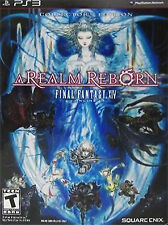 New Final Fantasy 14 XIV: A Realm Reborn Collector's Edition PS4 (Playstation 4)