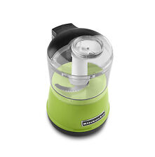 KitchenAid KFC3511 KFC3511GA 3.5 Cup Food Chopper Processor Green Apple