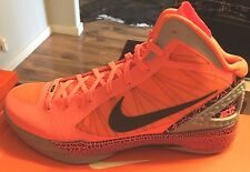 Nike Zoom HYPERDUNK 2011 BG Blake Griffin Mango Orange 484935-800 Sz 13 Clippers