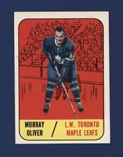 1967-68 O-Pee-Chee #82 MURRAY OLIVER (EX+) Toronto Maple Leafs !!