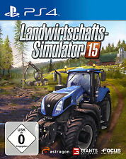 Landwirtschafts Simulator 15 (Sony PlayStation 4, 2015)