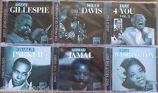 Lotto 6 CD Midnite Jazz & Blues Collection Originale, Nuovo e Sigillato 2° lotto